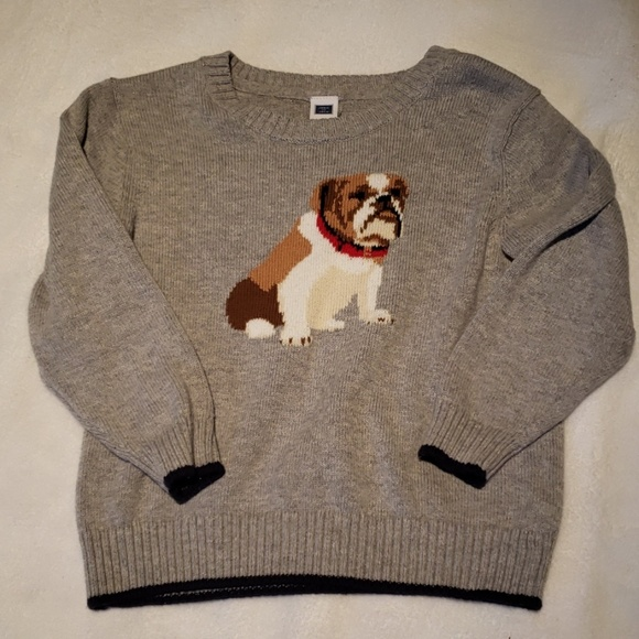 Janie and Jack Other - Boys Dog Sweater